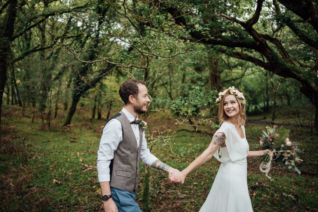 the first elopement wedding of the season; leanne & sam