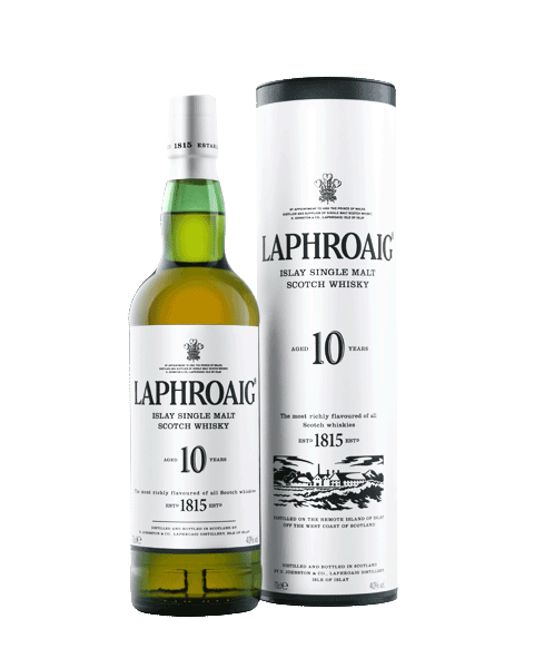 scotch whiskey Laphroaig lore