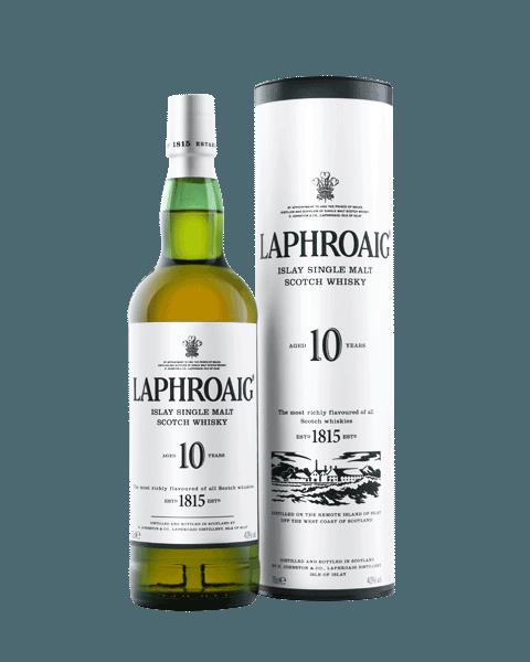 scotch whiskey Laphroaig lore