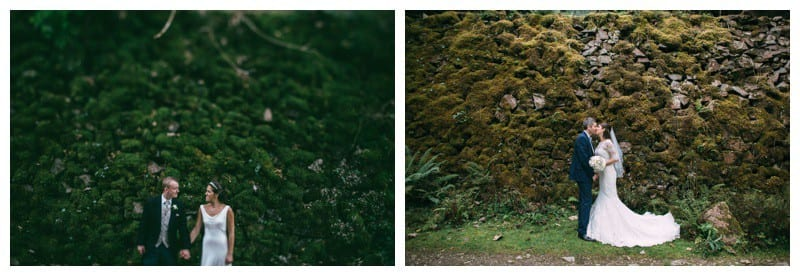 Photography: left Ben Selway, right Matt Austin Images