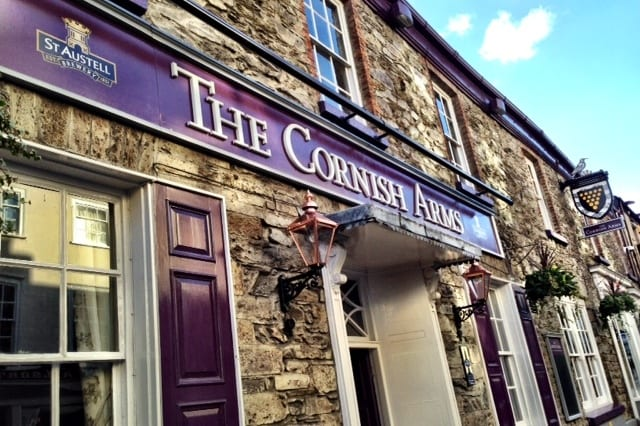 The Cornish Arms