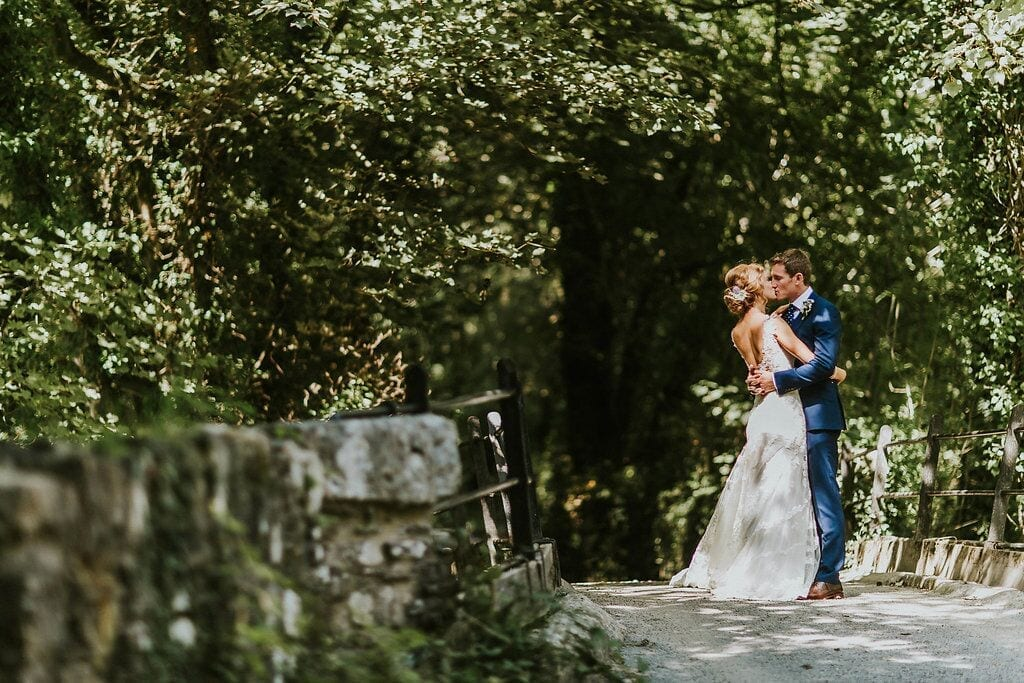 real wedding featured on coco weddings; amy & nick at ever after