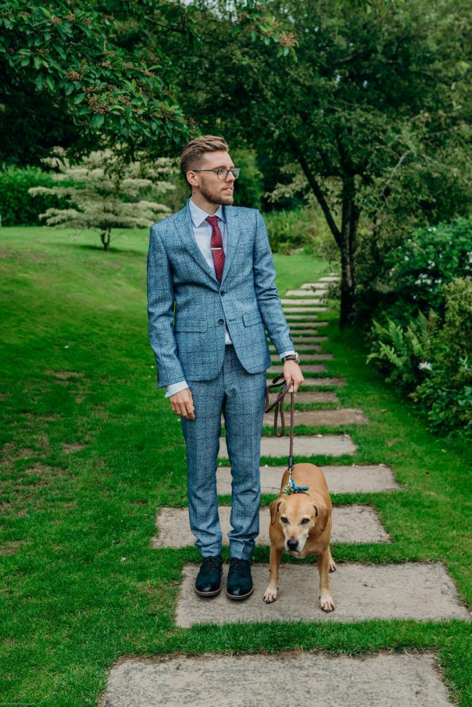 groom & dog