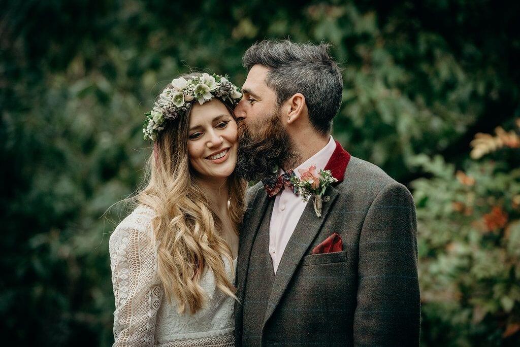 flower crown, boho, wedding, chic, floral, rustic