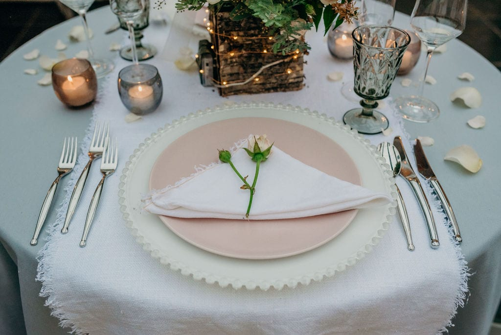 table placement