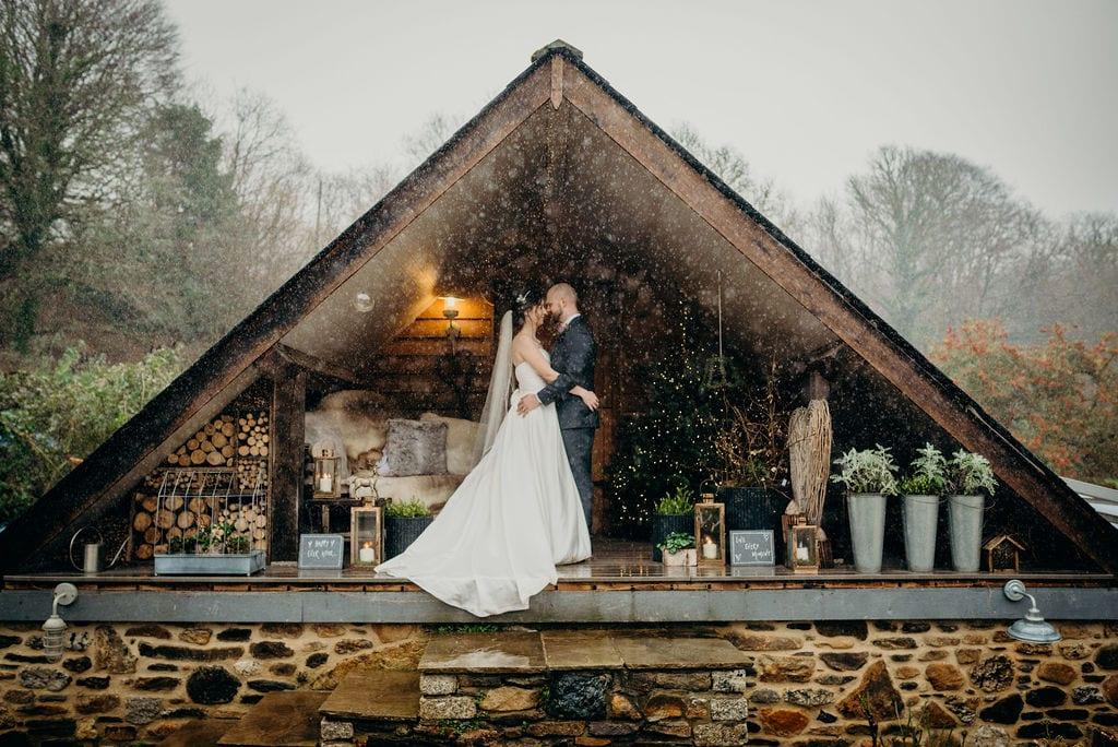 bride & groom wedding photography