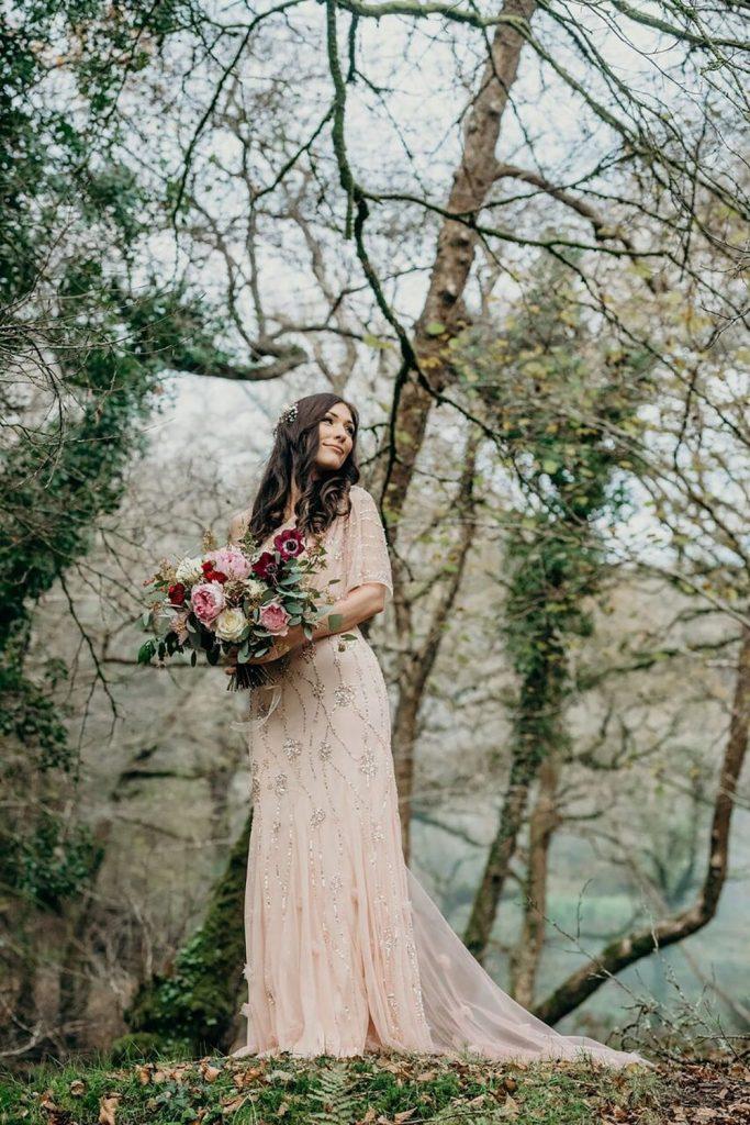 millennial pink blog post bride emily