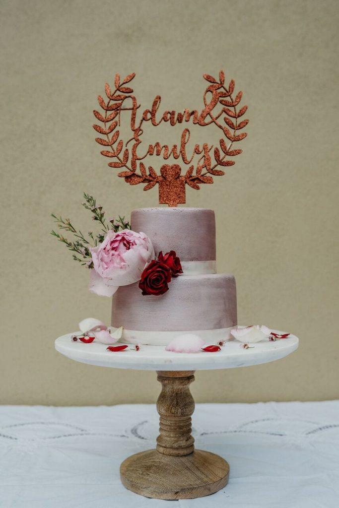 more cake elopement wedding cake inspiration ever after blog cake toppers