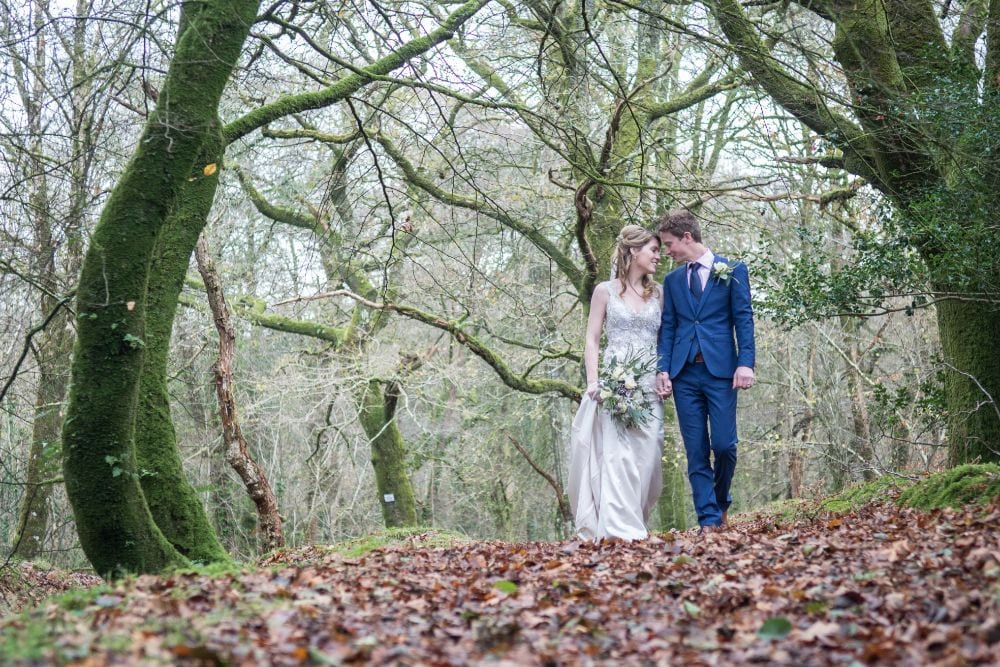 Lovely piece about our winter elopement weddings on English Wedding blog today