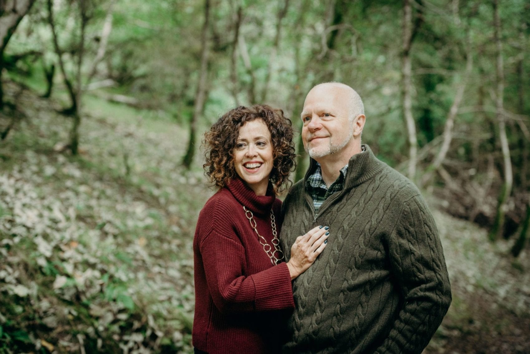 Ever After Owners Nicola and Euan Couple Shot