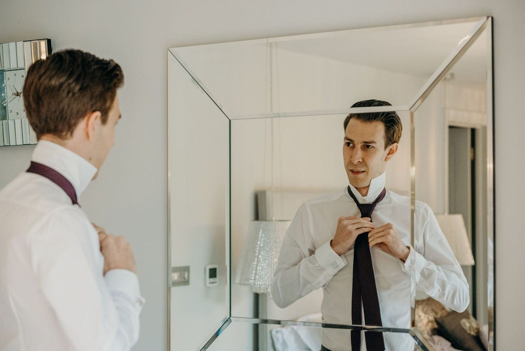groom prep picture