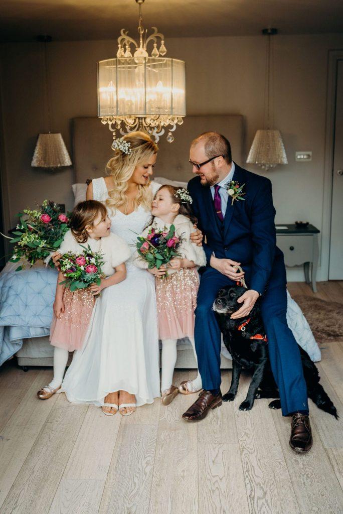LaurenandCraig real wedding ever after
