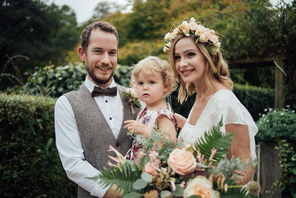 elopement leanne and sam family