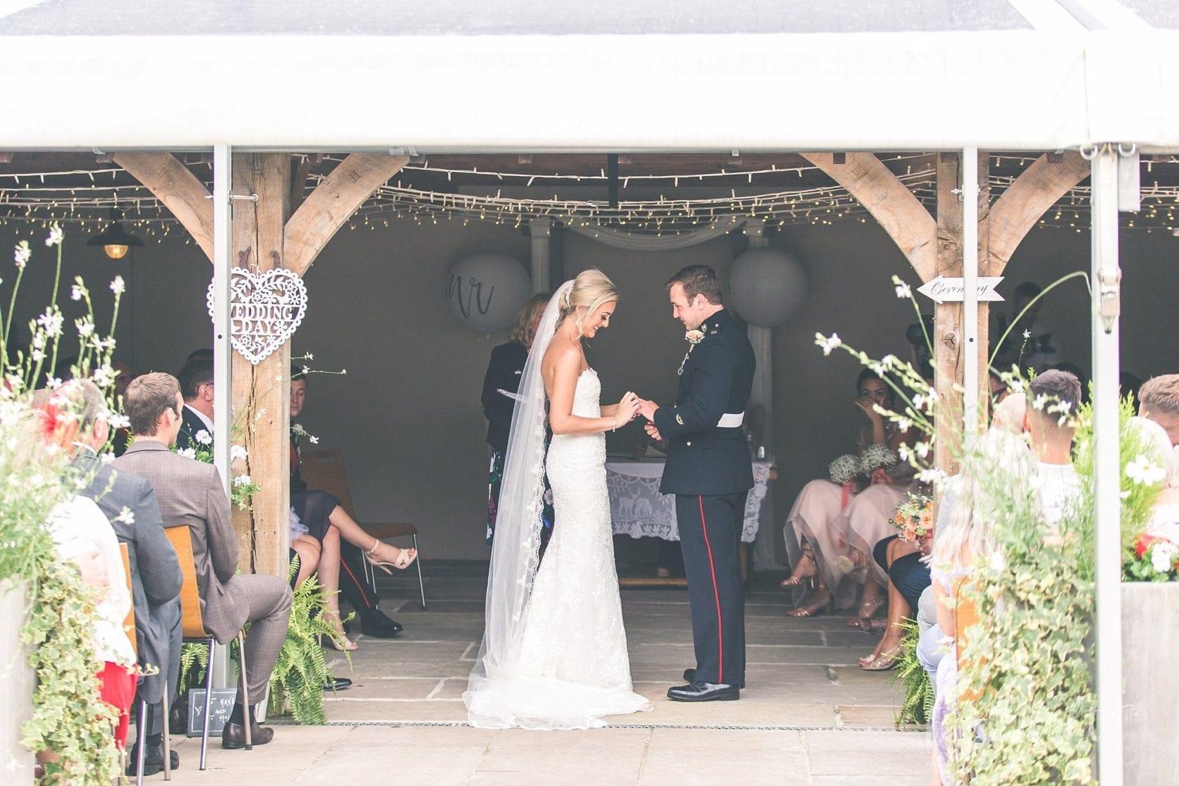 legal ceremony, ever after, summer, wedding barn, registrar, vows, guests