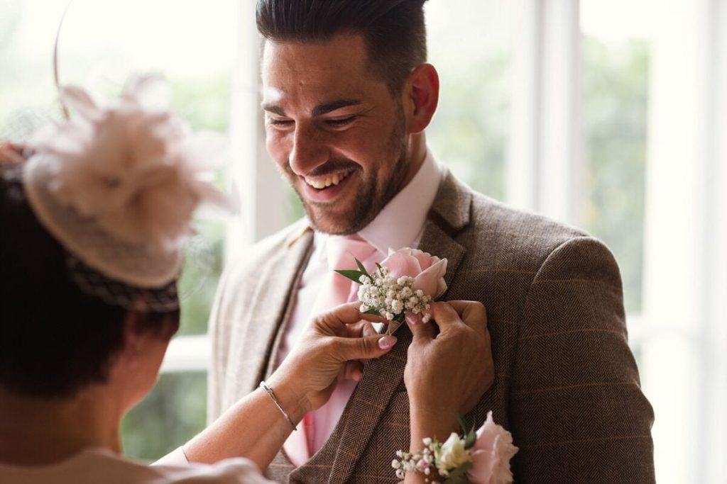 buttonholes at ever after
