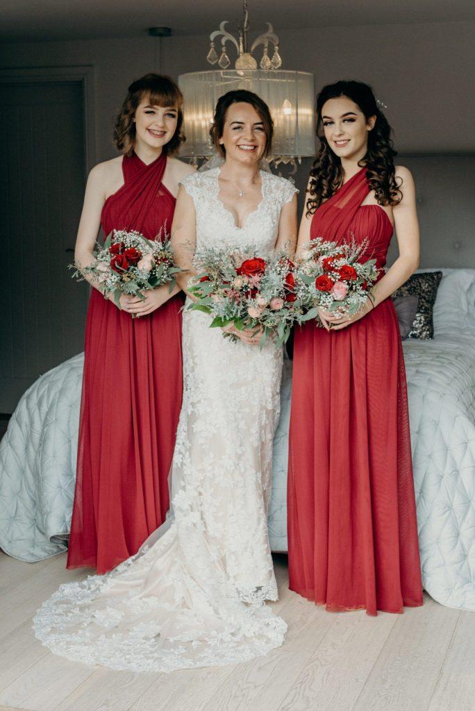 wedding dresses & accessories bridesmaids