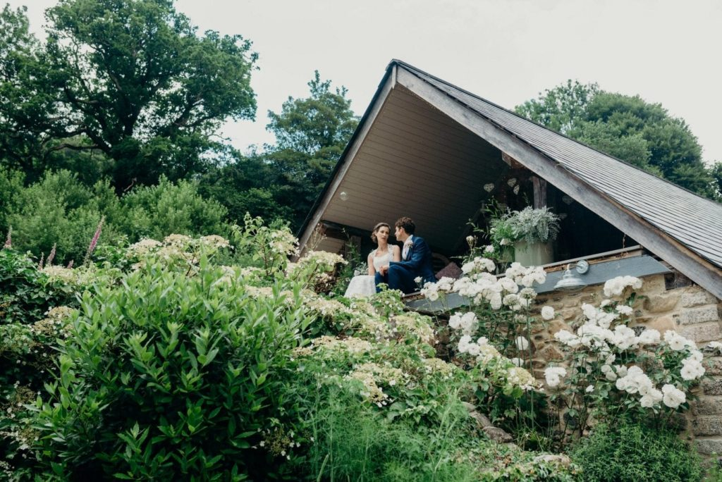 real summer elopement ever after Nicola and Steve