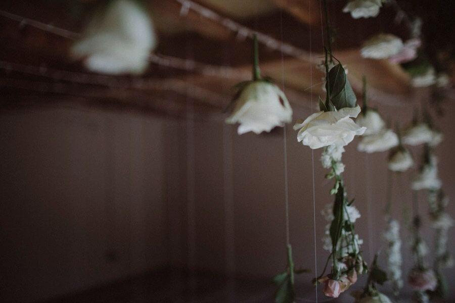 foliage trend flower wall