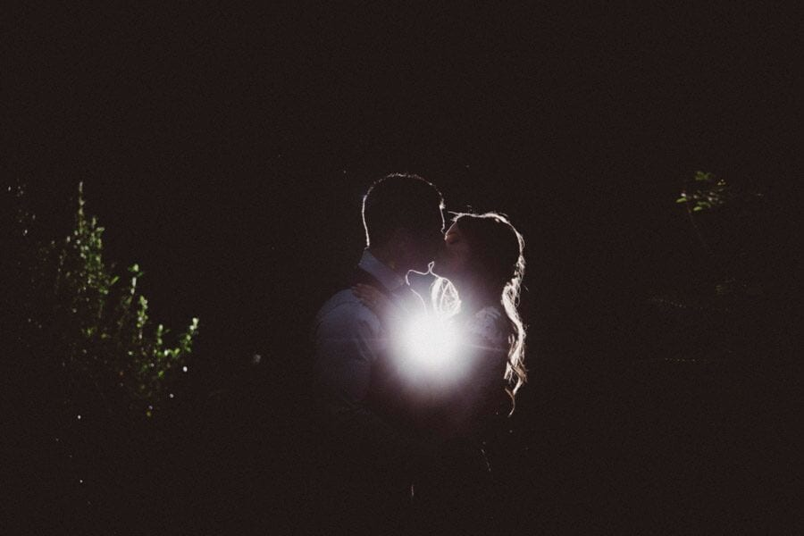 penny and pete august 2017 bride and groom moonlight