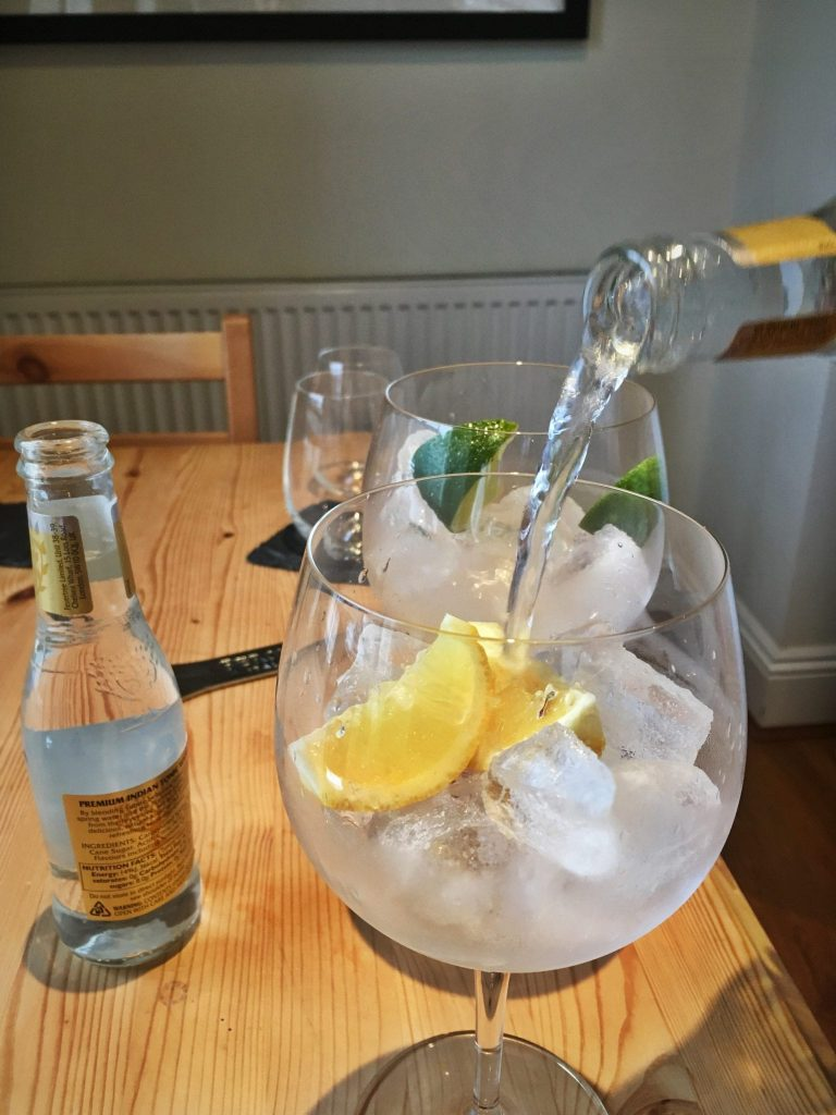fifty eight gin wedding ginspiration #4 making the gin