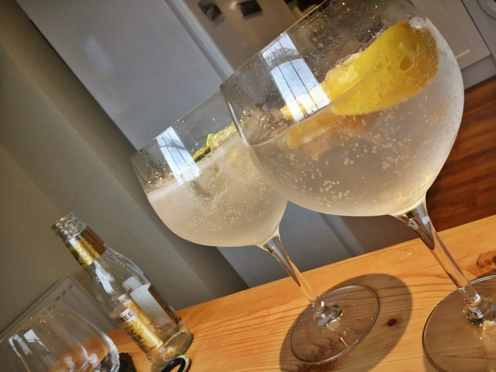 fifty eight gin wedding ginspiration#4 gin and tonics