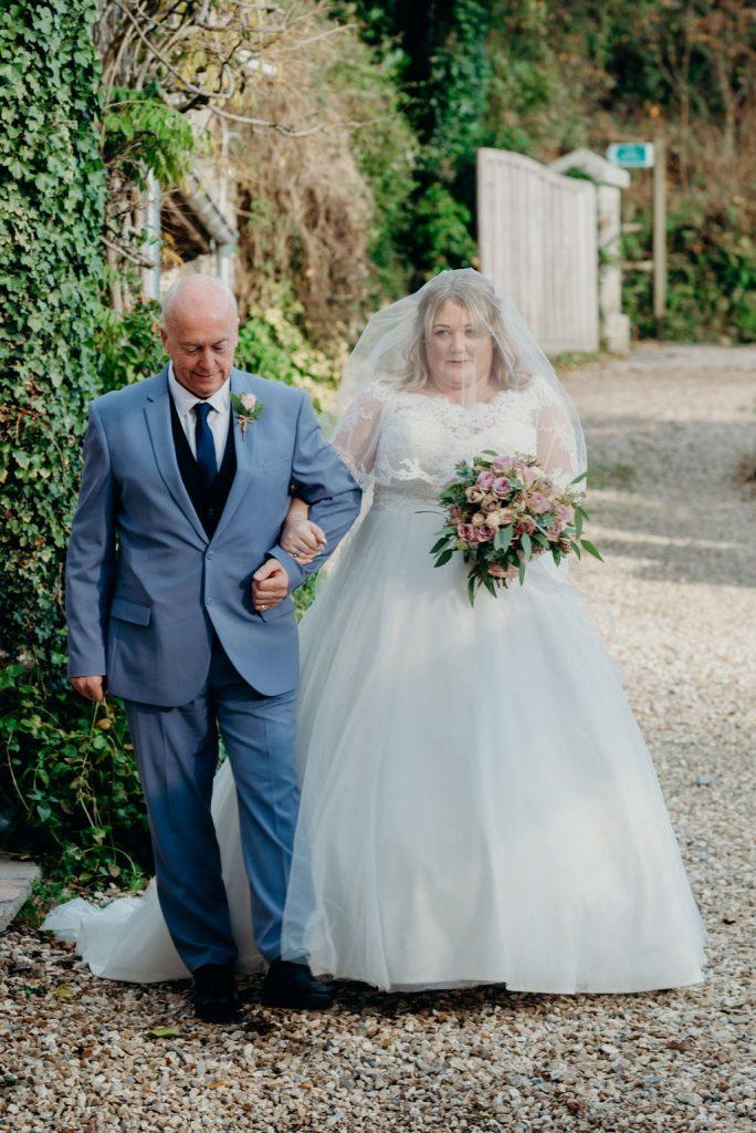 rachel&christian real wedding ever after