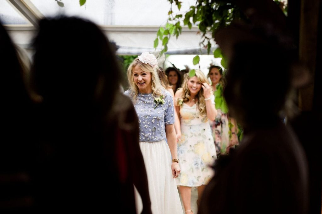 bridesmaids ever after blog post tribes maids down the aisle
