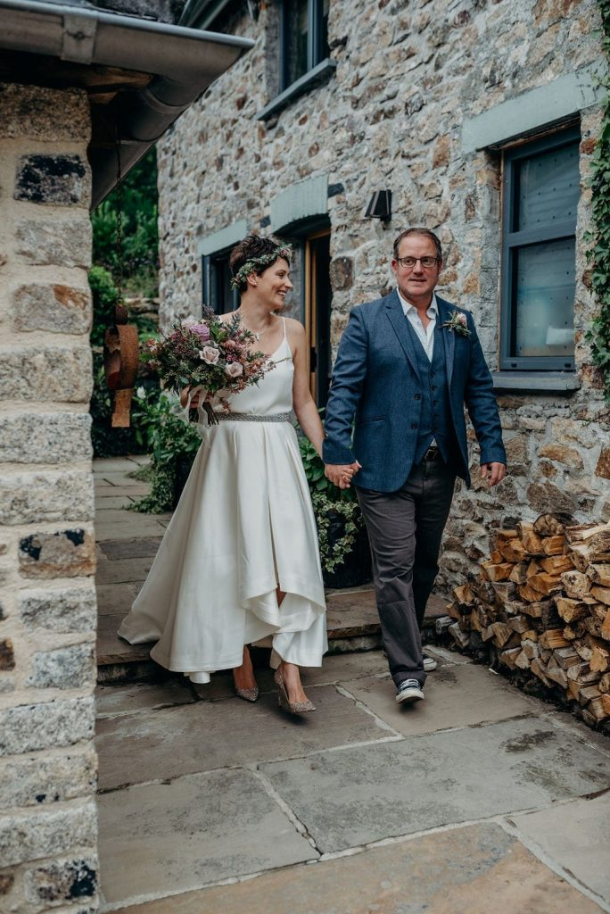 real summer elopement sara & martin ever after