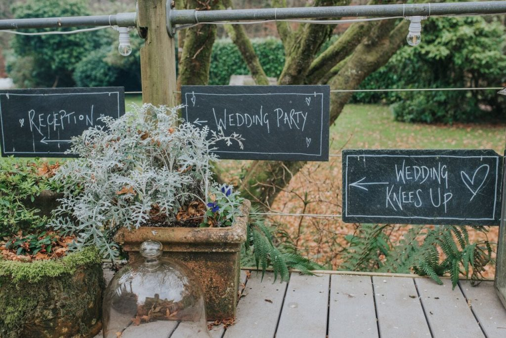 winter is coming; style your elopement wedding