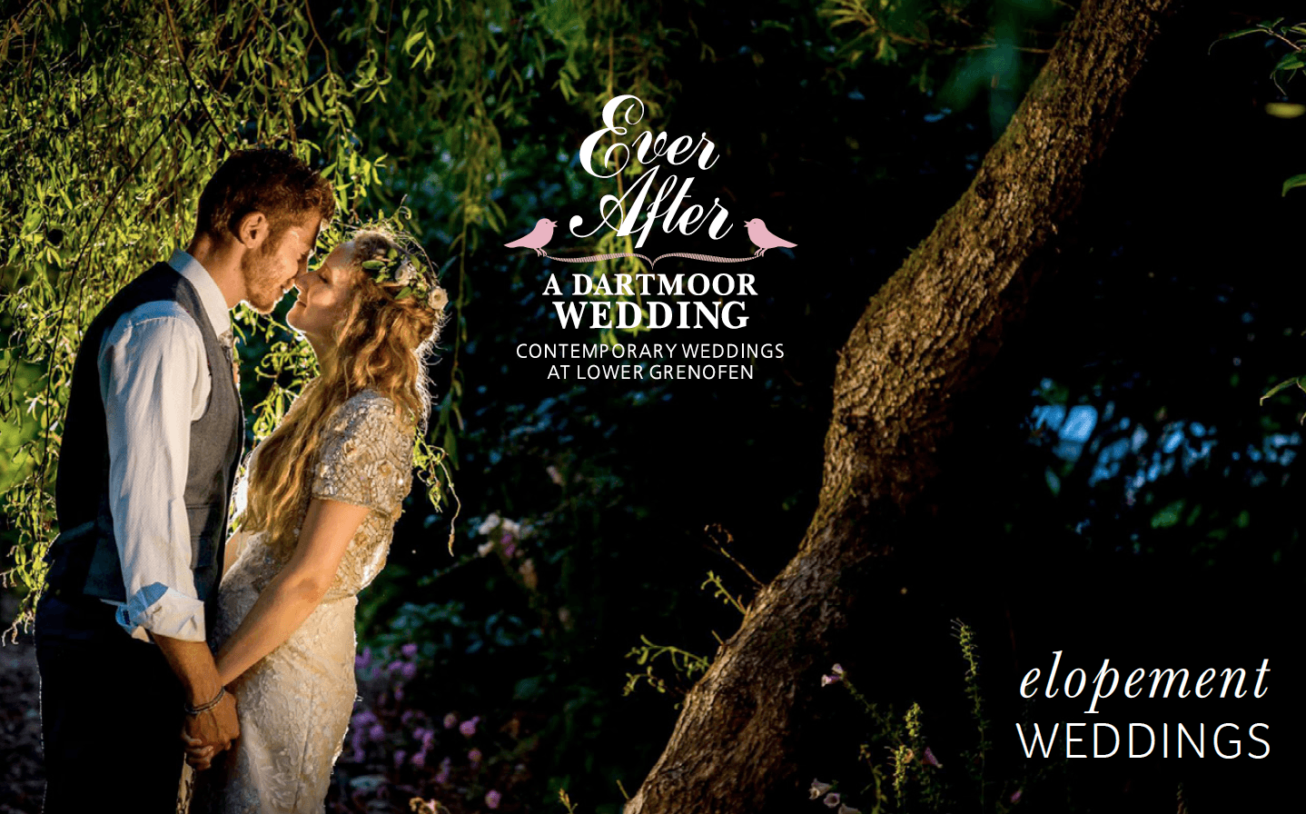 Launch of our new winter elopement wedding offer for 2015…