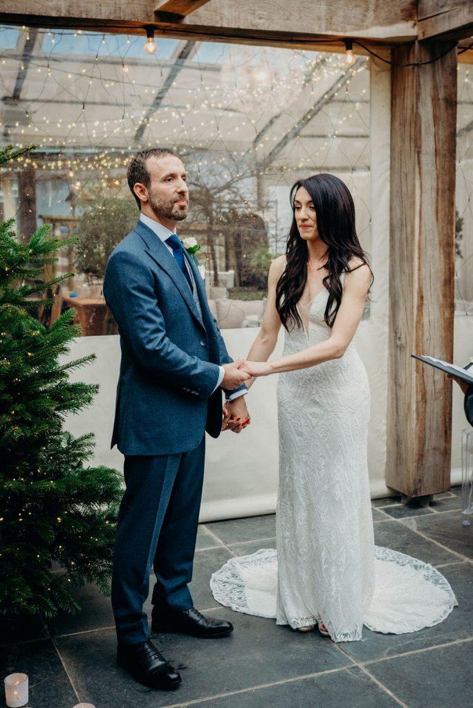 Sephora&Nick real wedding ever after