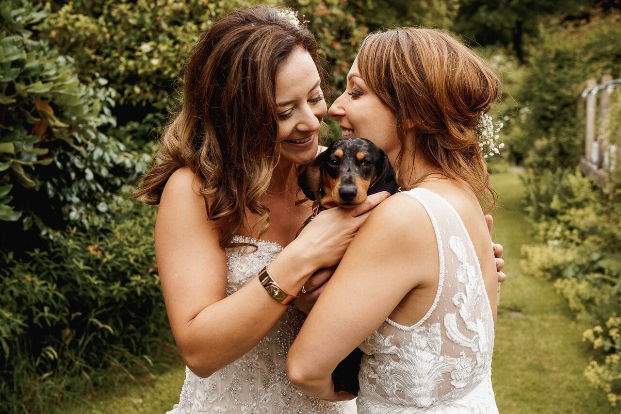 A Pad4Paws – Real Wedding Day at Ever After