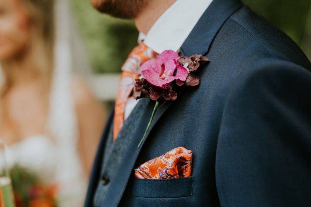 bold and bright wedding trend blog post ever after