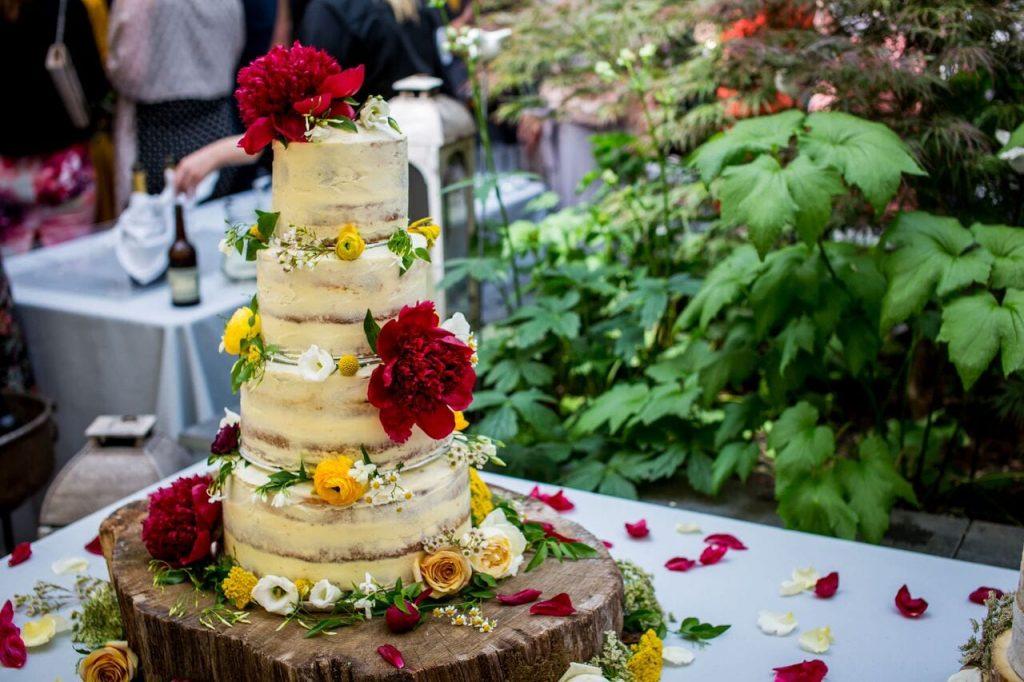 cake inspiration ever after blog post semi naked cake