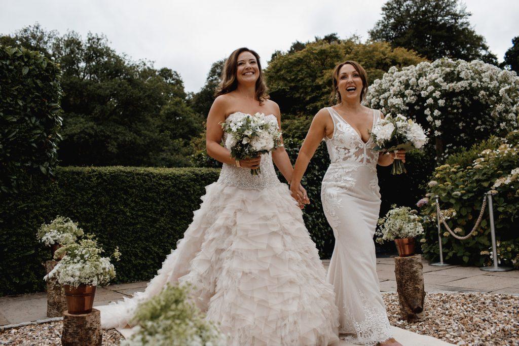 Amanda & Mica real wedding Ever after