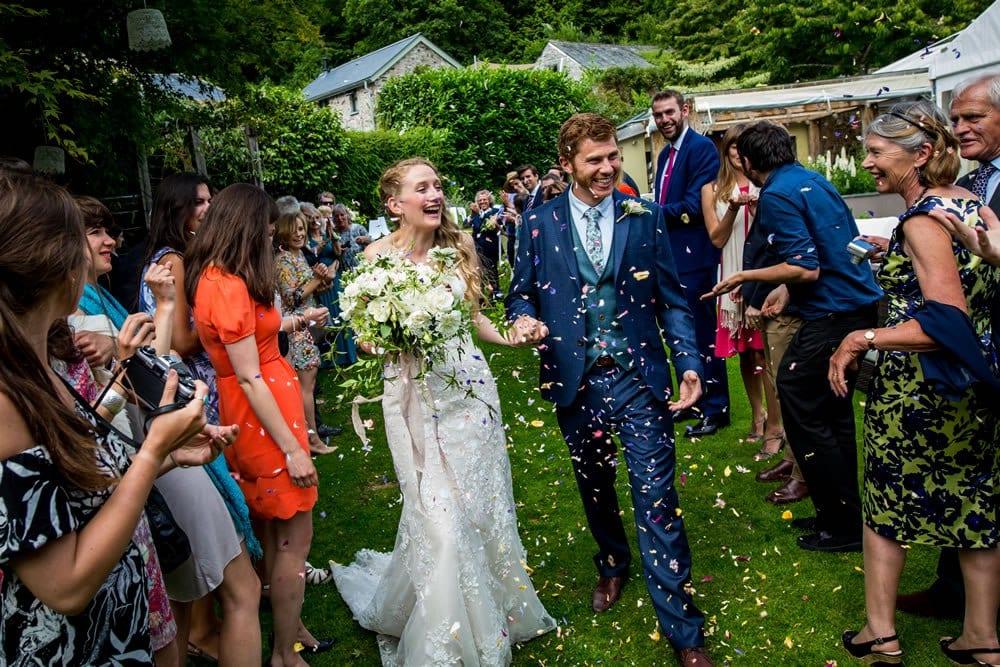Beth & Luke's 2015 Ever After wedding up on Luna Wedding's blog…