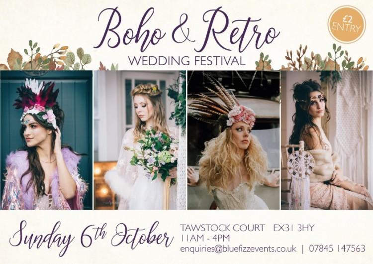 boho, wedding fair, retro, entrance fee, 6th october, bridal,