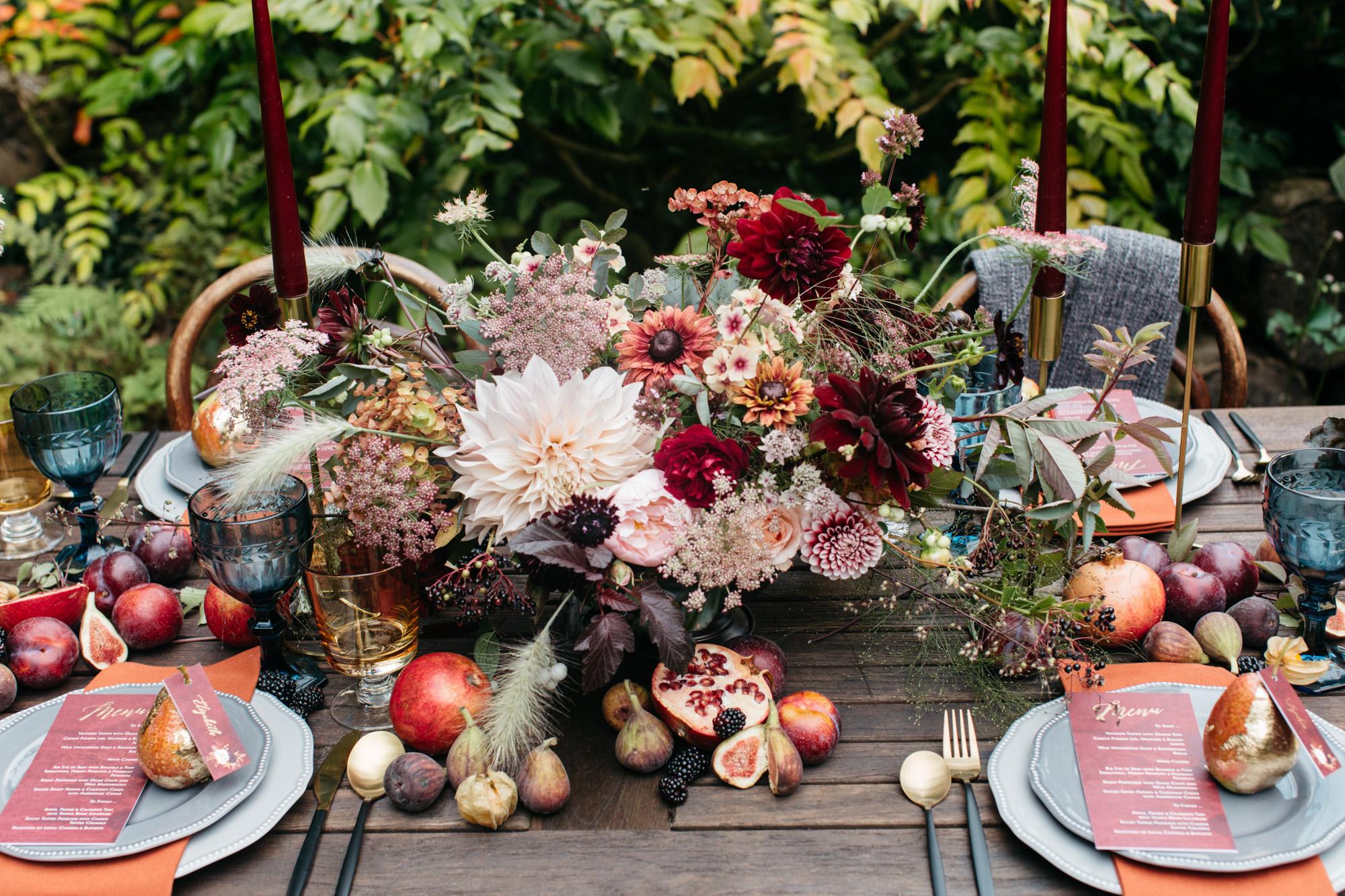 bridal autumn shoot emma barrow ever after