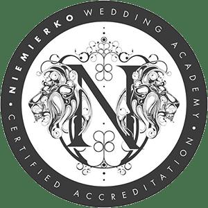 niemierko wedding academy logo