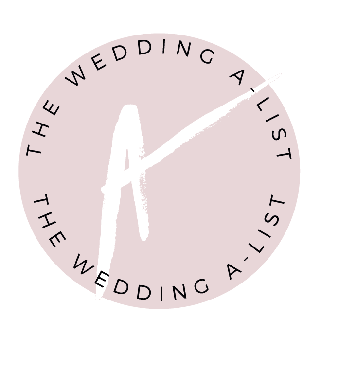 the wedding a-list logo
