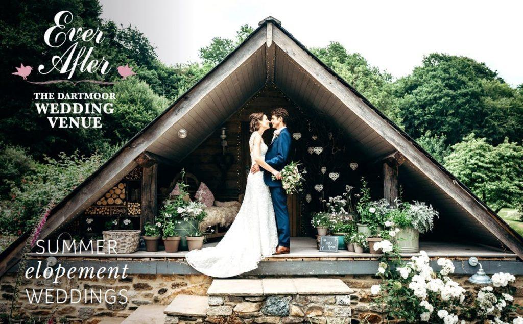 summer elopement weddings brochure